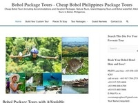 Philippine Nature Tours Bohol