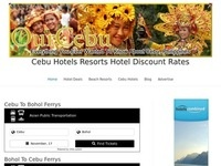 Cebu Popular Hotels and Resorts Information