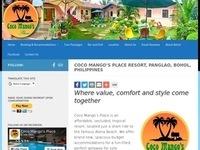 Coco Mangos Place Resort