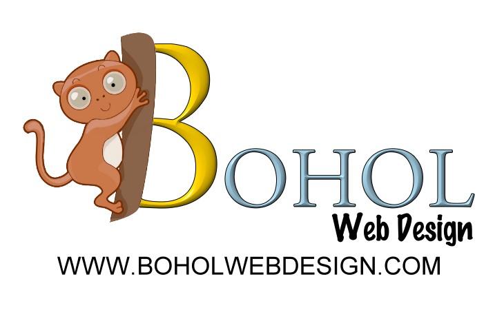 Bohol web design logo